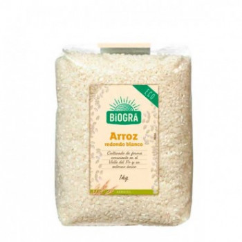 Arroz blanco redondo eco