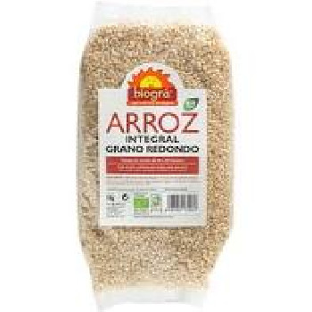Arroz redondo integral eco