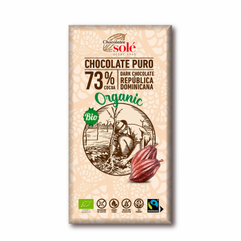 Chocolate negro 73%-eco